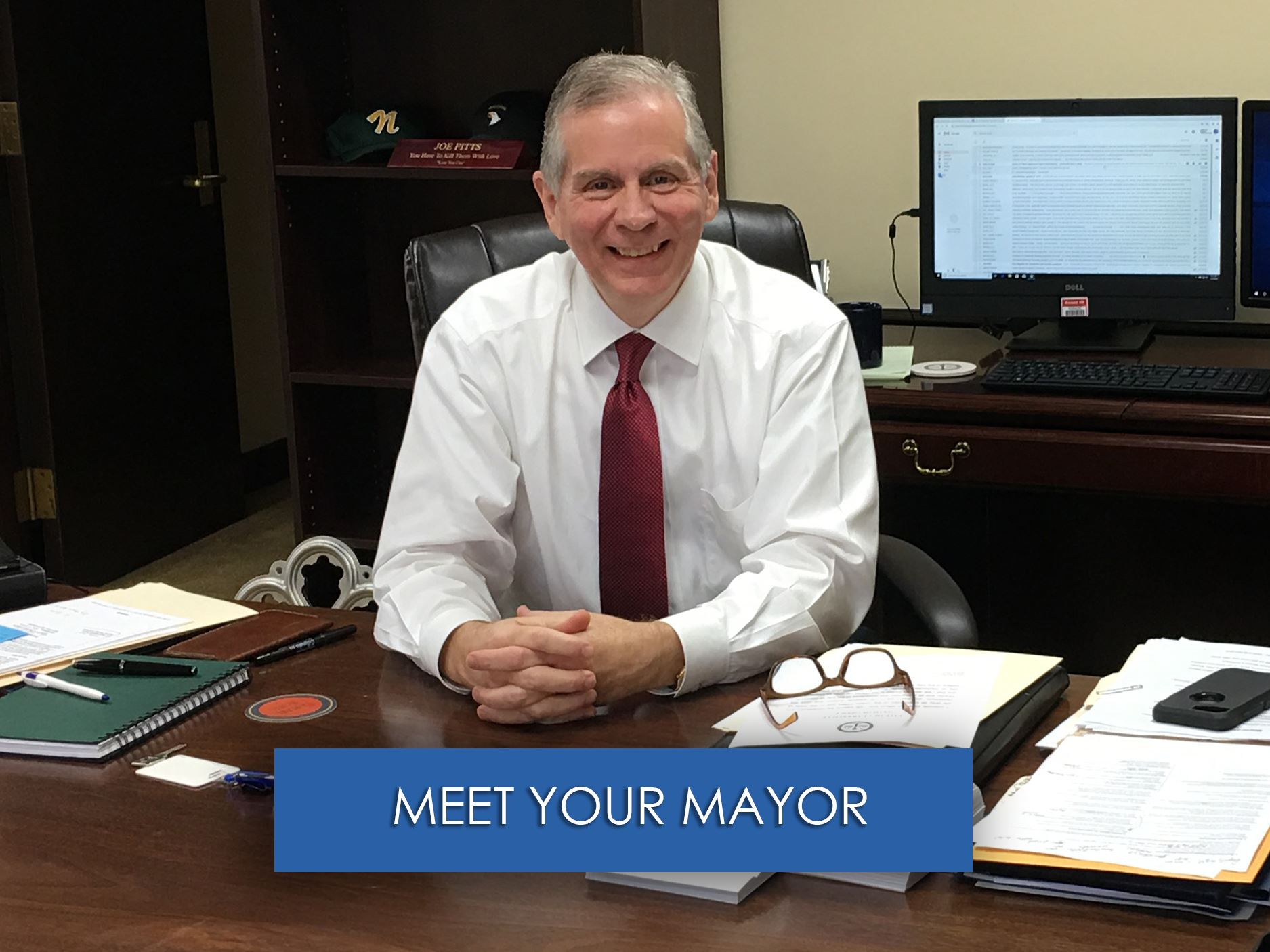 meet your mayor