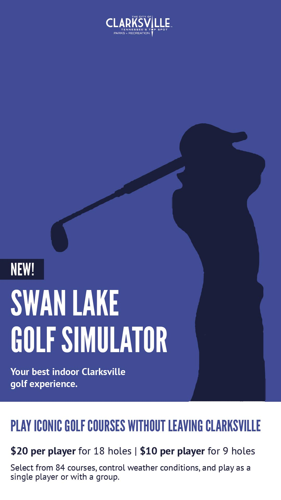 Golf Simulator 2-01