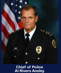 Police Chief Al Rivers Ansley